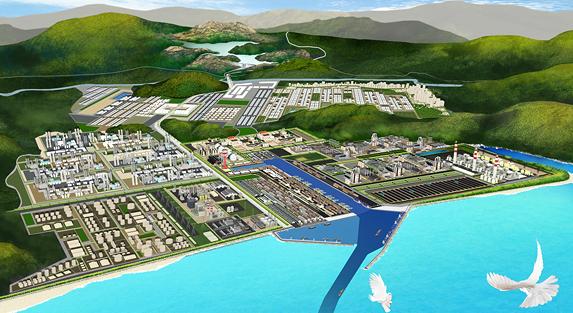 Проект Dawei Special Economic Zone в Мьянме