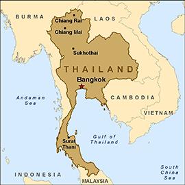 Всемирный Банк позитивен в отношении Таиланда