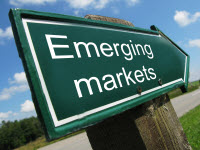 emerging markets Vanguard
