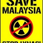 Малайзийские активисты против добычи редкоземельных металлов