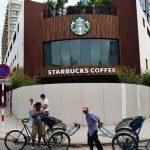 Starbucks: «Доброе утро, Вьетнам!»