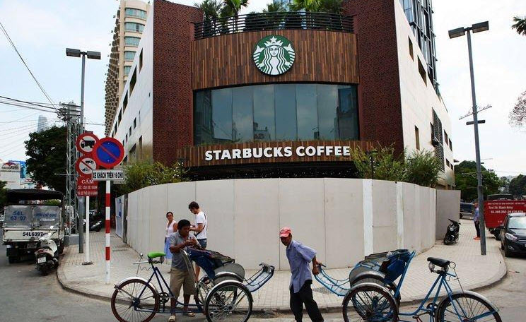 Starbucks пришел во Вьетнам, где будут открыты сотни кофеен под этим брендом