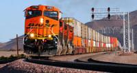 американские железные дороги