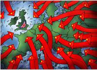 китайские компании скупают на корню британские активы
