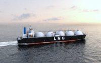 экспорт американского природного газа на огромных газовозах по океану дешев