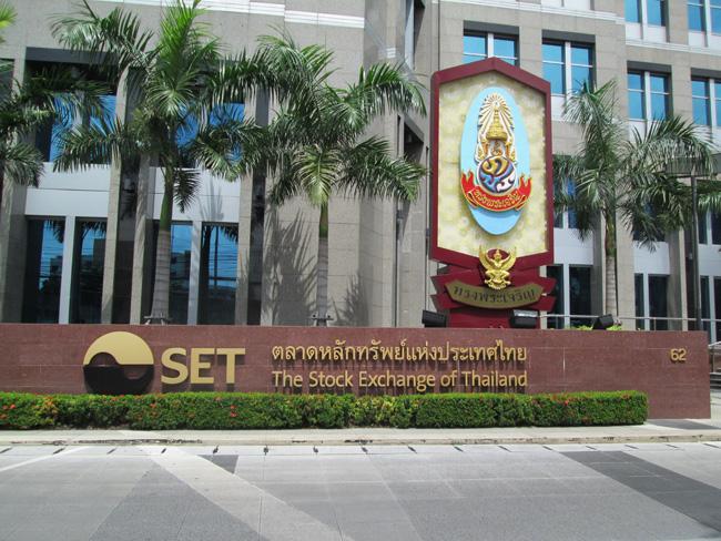 Тайская фондовая биржа SET