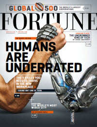Fortune Global 500: рейтинг за 2015 год