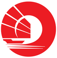 логотип сингапурского банка OCBC (Oversea-Chinese Banking Corp.)
