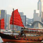 Крупнейшие стартапы Азии (иконографика)