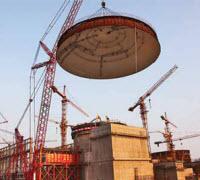 строительство Fangchenggang Nuclear Power Plant в Китае