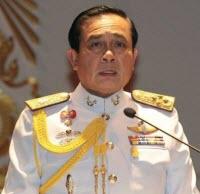 Прают Чан-Оча, глава тайской военной хунты, пришедшей к власти в стране после очередного военного переворота