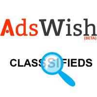 Новая поисковая система по объявлениям в интернете AdsWish, запущена командой разработчиков из города Лос-Анджелес, Калифорния