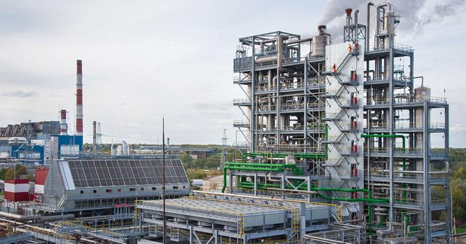 Акрон производство карбамида