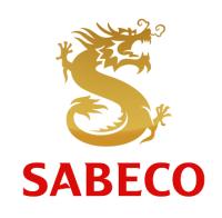 логотип sabeco, крупнейшего вьетнамского производителя пива