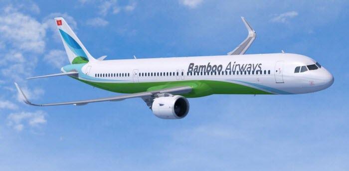 новая вьетнамская авиакомпания Bamboo Airways совершит первый коммерческий полет во Вьетнаме 16 января 2019 года