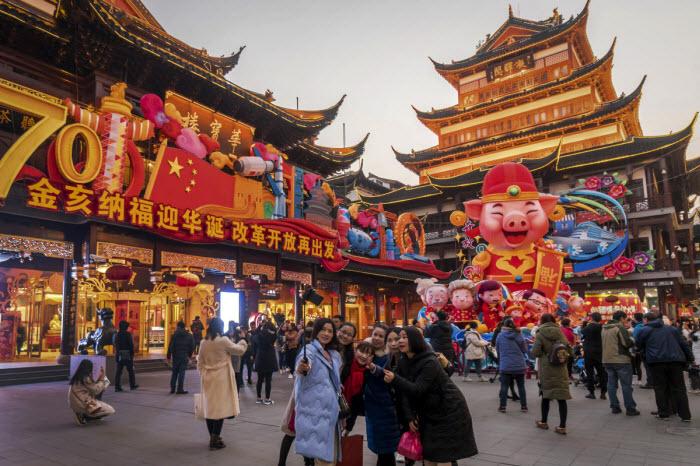 ВВП Китая за 2018 год вырос на 6,6%, что оказалось самыми медленными темпами роста за 28 лет