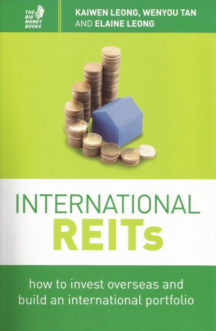 International REIT - скан обложки книги