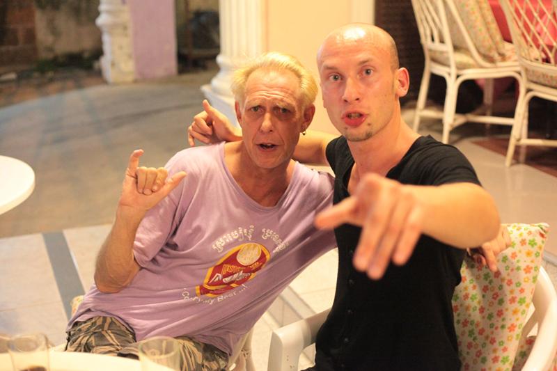 Чарли и Дима московский фотограф