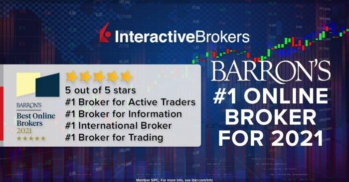 Американская компания Interactive Brokers позиционирует себя как лучший в мире онлайн-брокер для трейдинга ценными бумагами и деривативами